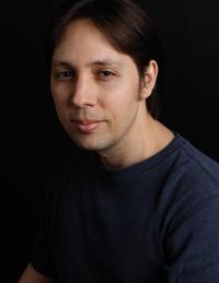 David J. Patterson photographed by Jake Reinig