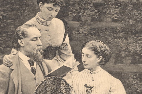 Sunday Read: Charles Dickens' Relationship with His Ten Children ...