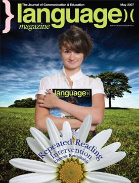 May 2007 Cover