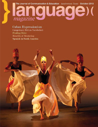 October 2013 Cover