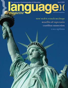 Cover April 2009