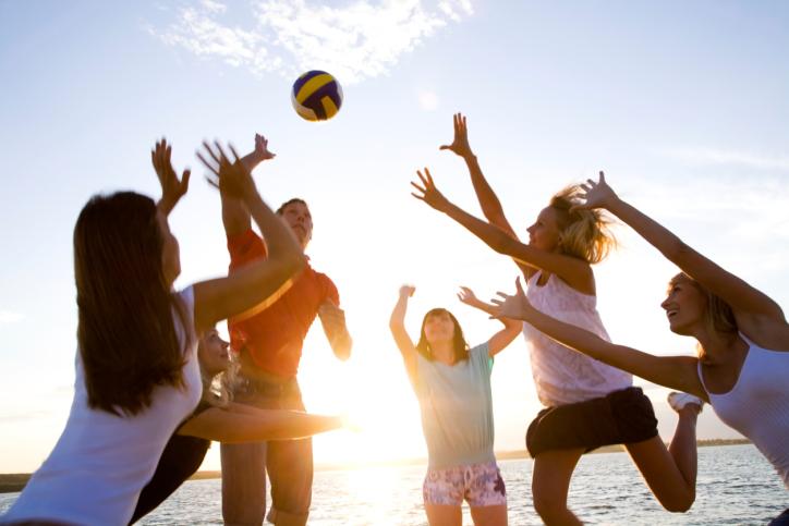 volleyballers