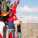 2013 Gezi Park Protests, Istanbul. Credit: EnginKorkmaz