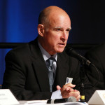 Governor-Elect Jerry Brown Holds Meeting On California Budget Deficit