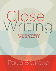close-writing